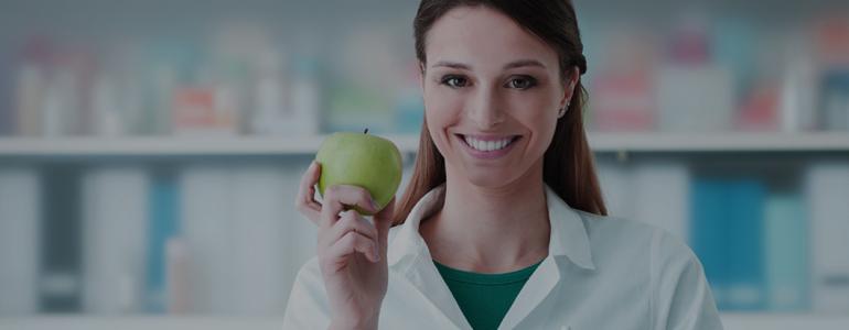 A importância do nutricionista