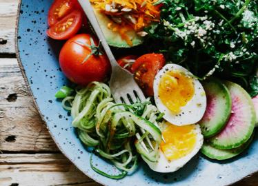 A importância de uma alimentação saudável no pós-parto